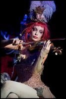Emilie Autumn 06 by art-in-black