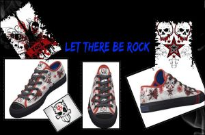 Let There Be Rock Design by BlazeTucson