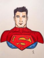 Superboy by seanpatrick76