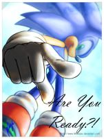 Sonic the Hedgehog 10 by SidusPrime