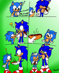 Hungry Comic (Sonic Version) by Sonar15