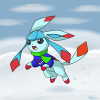 Whee! Snowtime fun!! by UtopiaRayZexal