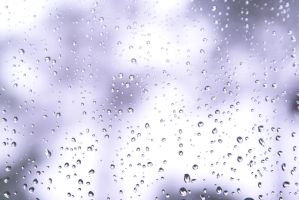 Drops on a window 2 by stocksbyannaforyou