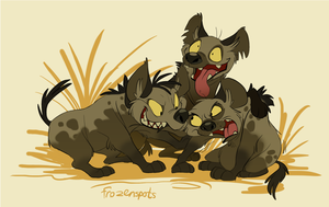 Baby poachers by Frozenspots