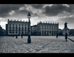 Place Stanislas by JulianMathis