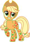 Cutie Mark Magic: Applejack by Osipush