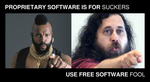 Use Free Software Fool by dddlicious