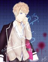 Diabolik Lovers~Sakamaki Shu by truebeliever1995