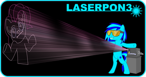 LaserPon3 by SDC2012