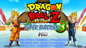 Dragon Ball Z Super Butoden 3 HD by Nostal