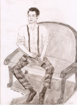 William Herondale by GrayGrimm