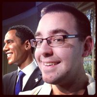 In Madame Tussaud's we trust by BrendanR85