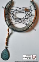 Horseshoe Dreamcatcher 66 FOR SALE by jedimarajade2