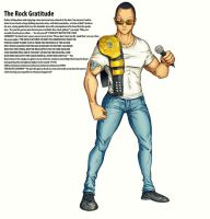 THANK FOR THE FAV, THE ROCK WAY by Mobis-New-Nest