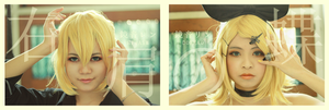 Butterfly on Your Right Shoulder by ma-teacup