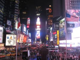new york times square 28 by VIRGILE3MBRUNOZZI