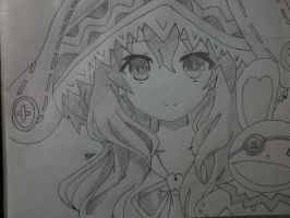 Yoshino drawing by nilsonpre