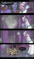 WoW Comic - Druids by jess-o