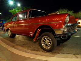 Chevy Gasser by Swanee3