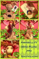 Annabelle's Wish Plush 1997 by BeautifulHusky