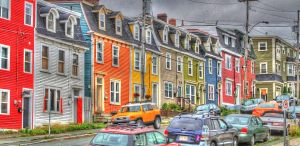 Colored houses by Lady-Lilith0666