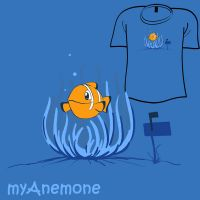 Woot Shirt - myAnemone by fablefire
