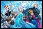 Frozen Colored by CdubbArt