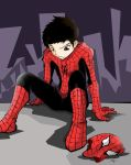 spidey me by ayattousai