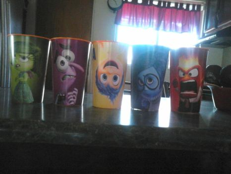 COLLECTION CUP Inside Out by locuaz15143