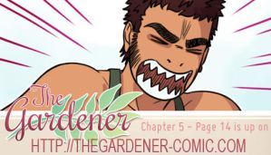 The gardener - Chapter 5 page 14 by Marc-G