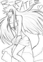 BB : R Rated Grell by fruits-basket-head