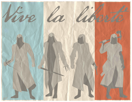Vive la Liberte by bug-in-my-eye