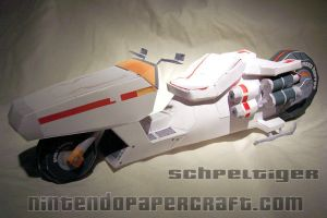 NMH Schpeltiger Papercraft by kamibox