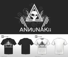 ANNuNAKii New Version by SoberDreams