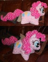 Pinkie Pie Pillow Pet by SophieScruggs