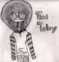Ticci Toby by JeffTheFuckingKiller
