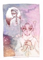It's hard to say goodbye by unconventionalsenshi