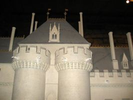 castle detail 3 by Meltys-stock