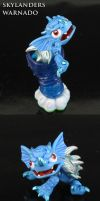 Skylanders Articulated Warnado by Jin-Saotome