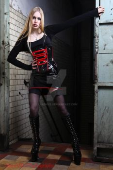 PVC by LxFemme