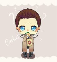 Little Castiel by Bluekid1995