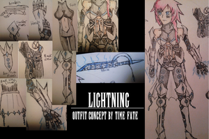 Lightning Returns Contest - Outfit Concept by Time-Fate