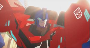 Transformers Robots In Disguise - Optimus Prime by Ace152