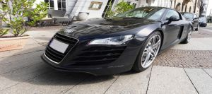 Audi R8 Panorama by theTobs