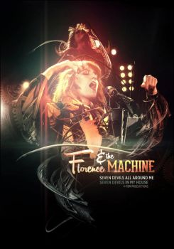 Florence and The Machine Poster by FBM721
