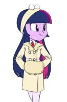 EqG Twilight Winterwear by Siansaar