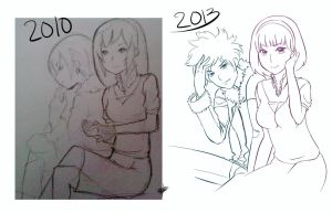3-year Comparison by umbeng