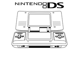 Nintendo DS by oloff3