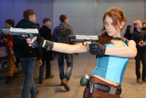 Lara Croft and the Guardian of Light? by LiSaCroft