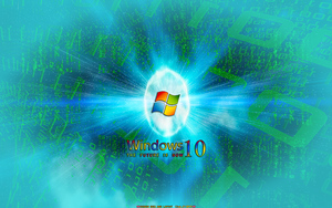 WINDOWS10: HYPERMATRIX by CSuk-1T